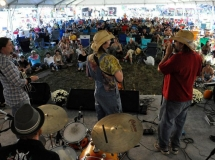 Photo of Jammin' at Hippie Jack's Festival