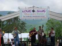 Louie Bluie Music & Arts Festival