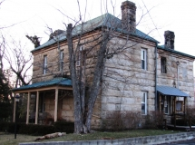 Photo of Old Fentress County Jail