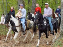 Photo of Red Oak Ridge Horseback Trail